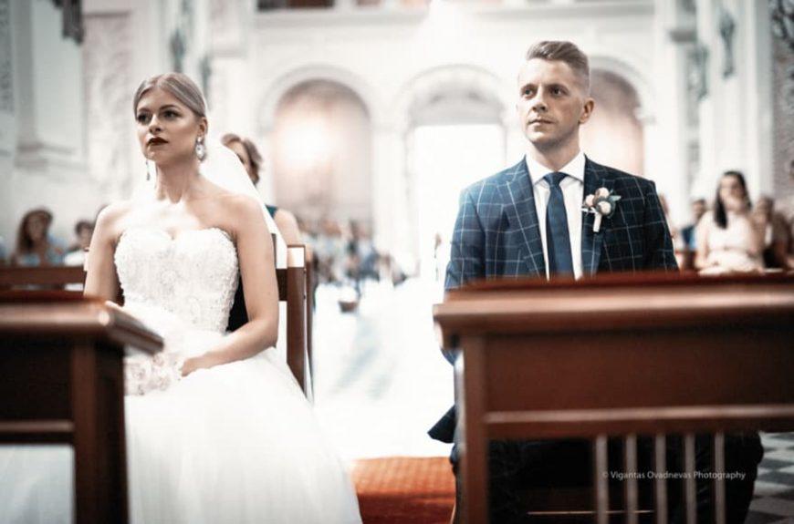 vestuviu fotosesija patalpose